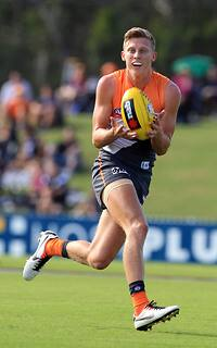 AFL 2013 NAB Cup Rd 01 - Carlton v GWS Giants