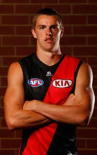 AFL 2013 Portraits - Essendon Player Portraits