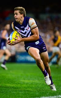 AFL 2013 Rd 05 - Fremantle v Richmond
