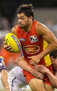 AFL 2013 Rd 06 - Gold Coast v Fremantle