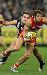 AFL 2013 Rd 09 - Collingwood v Sydney