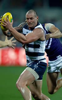 AFL 2013 Rd 14 - Geelong v Fremantle
