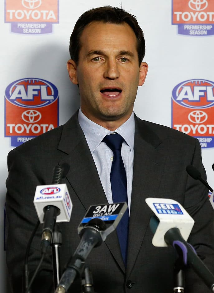 AFL general counsel Andrew Dillon - ${keywords}