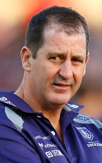 Ross Lyon has transformed Fremantle in the past two years.