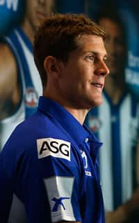 AFL 2013 Media - Nick Dal Santo Media Conference 221013