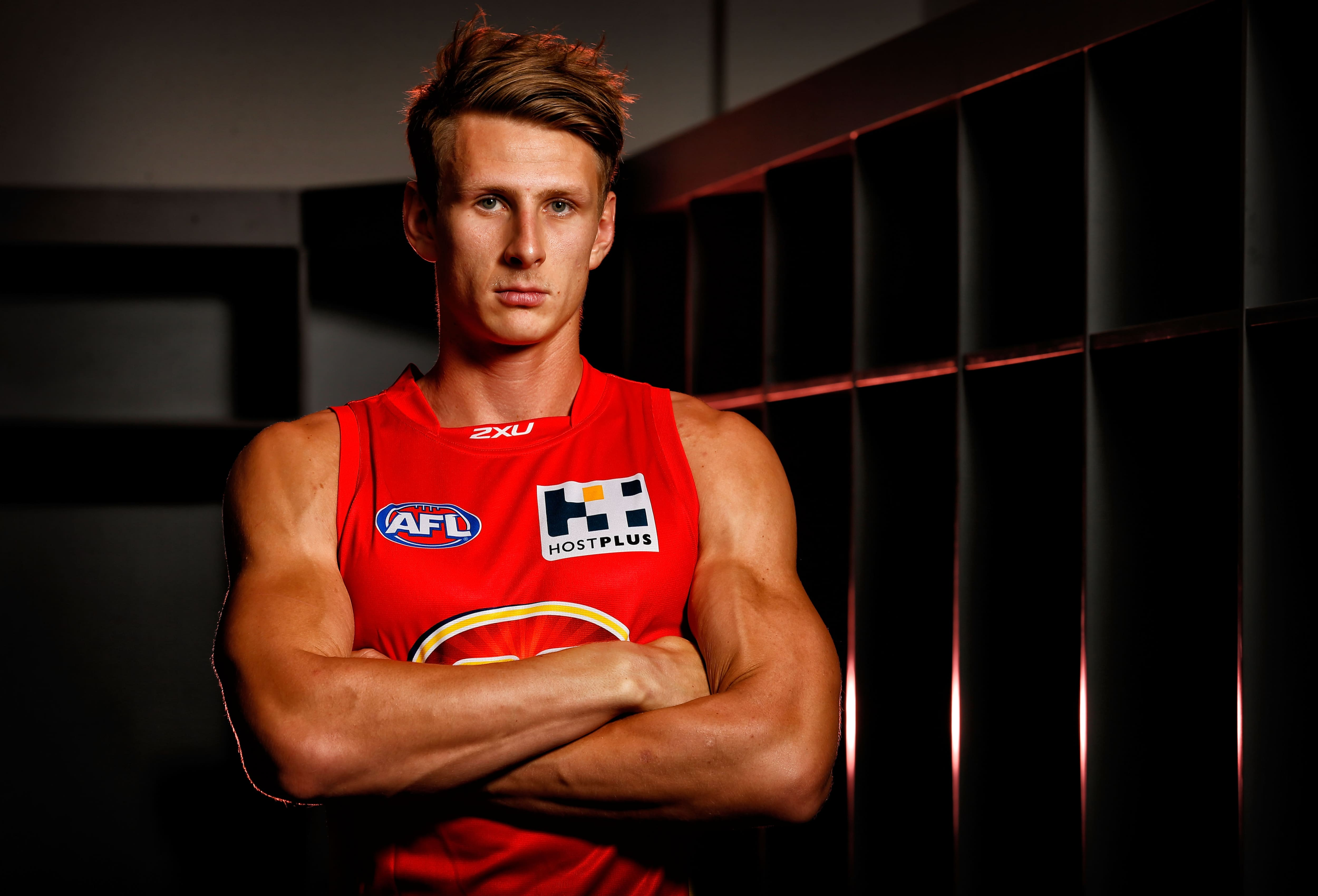 Donate To Charity >> Daniel Gorringe to stay with Gold Coast SUNS in 2015 - goldcoastfc.com.au