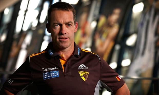 AFL 2014 Portraits - Alastair Clarkson