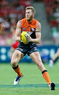 AFL 2014 Rd 01 - GWS Giants v Sydney