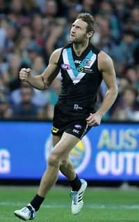AFL 2014 Rd 06 - Port Adelaide v Geelong
