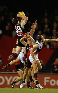 AFL 2014 Rd 14 - Essendon v Adelaide