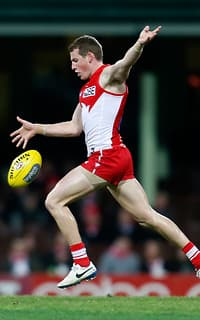 AFL 2014 Rd 15 - Sydney v GWS Giants