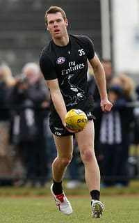AFL 2014 Training - Collingwood 090714