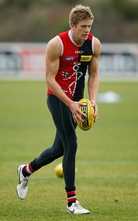 AFL 2014 Training - St Kilda 150714
