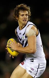 AFL 2014 Rd 18 - St Kilda v Fremantle