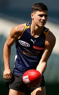 AFL 2014 Training - West Coast 121214