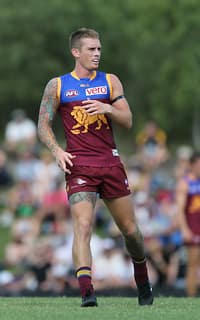 Dayne Beams was one of the Lions' best on Saturday against the Saints