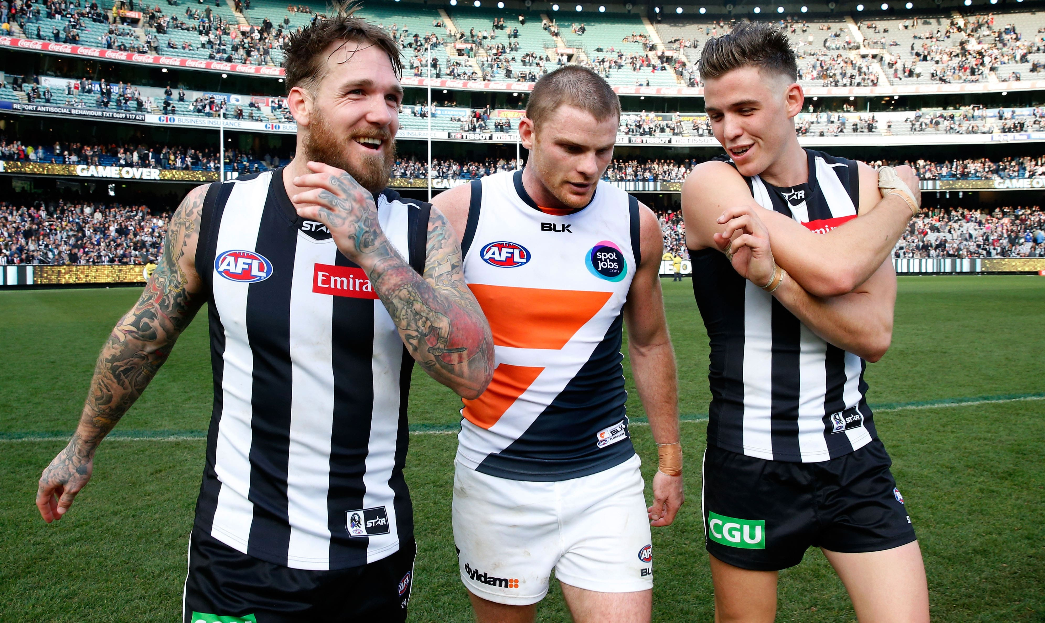 After the siren: Why not Collingwood?