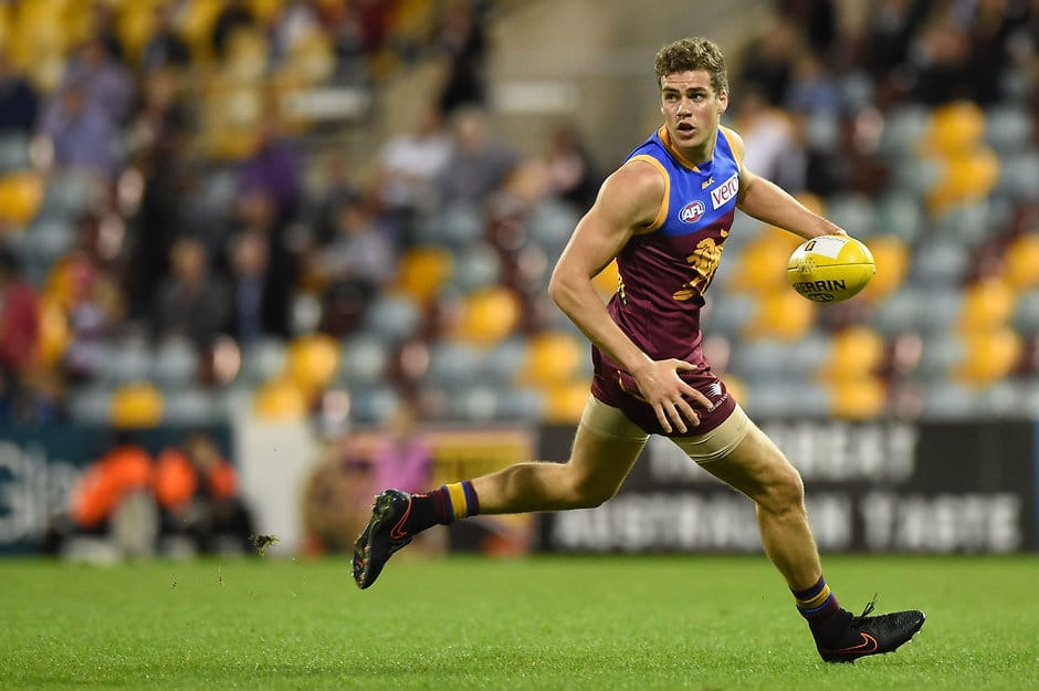 Tom Cutler's run off half-back is a mouth watering prospect for Lions fans - ${keywords}