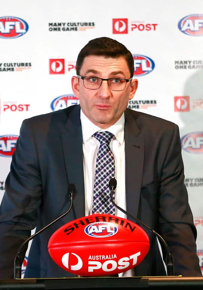 AFL club and operations manager Travis Auld - ${keywords}