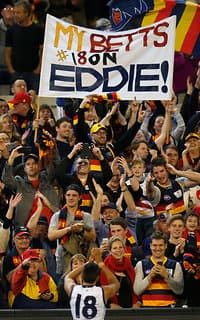 AFL 2015 Second Elimination Final - Western Bulldogs v Adelaide