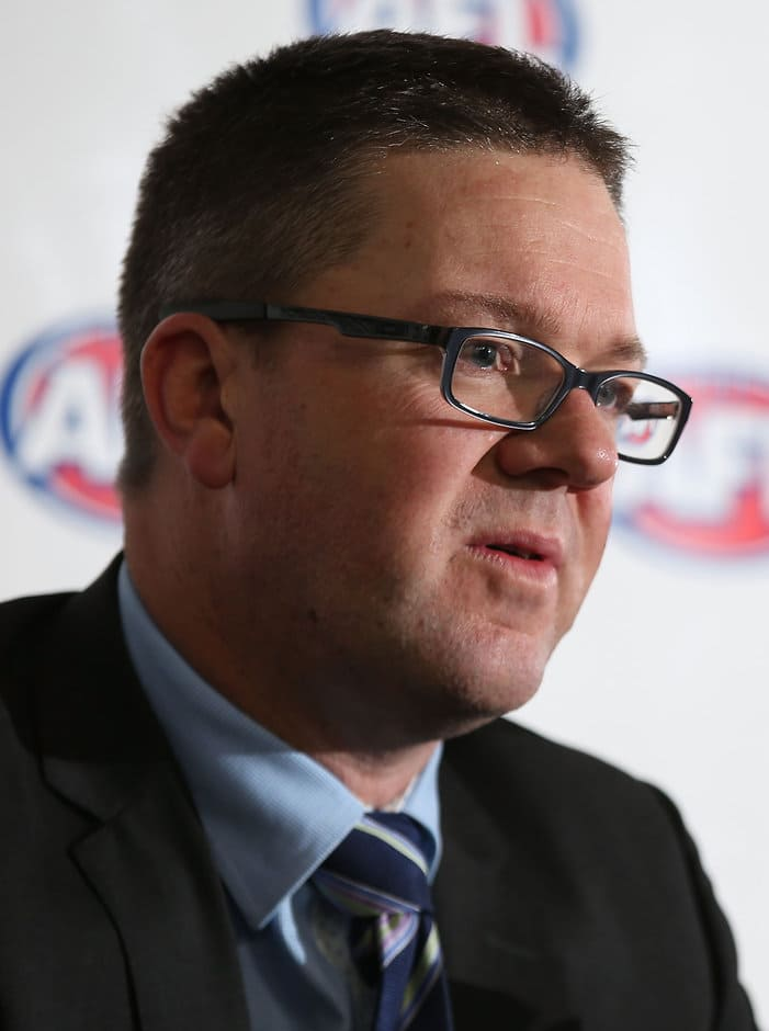 AFLPA boss Paul Marsh won't rule out walking away from the illicit drugs policy - ${keywords}