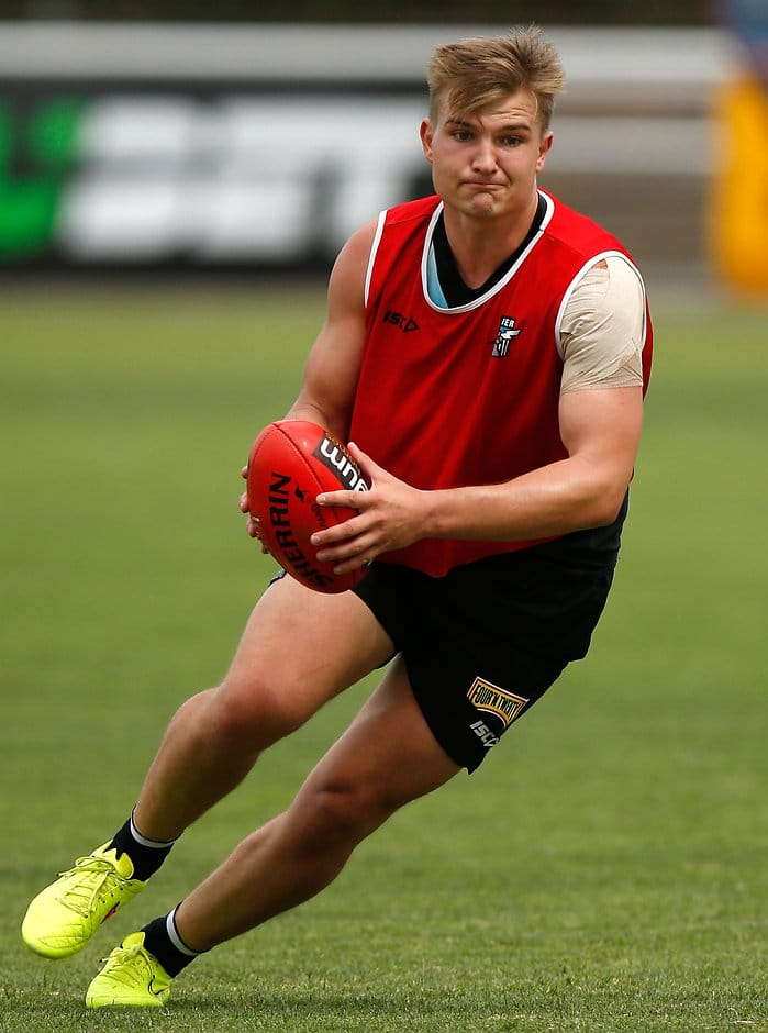 Ollie Wines hopes to be emulating Patrick Dangerfield by the time his new contract ends - ${keywords}