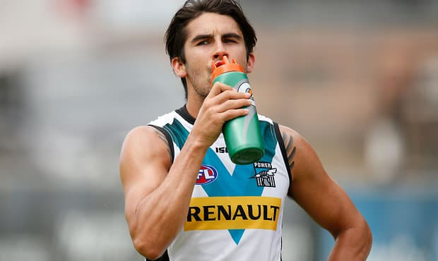 AFL 2015 Training - Port Adelaide 251115