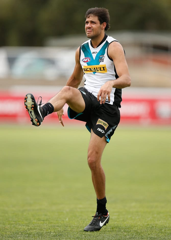 Port Adelaide has lost Paddy Ryder and Angus Monfries for the season - ${keywords}