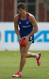 AFL 2015 Training - North Melbourne 091215