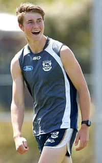AFL 2015 Training - Geelong 141215