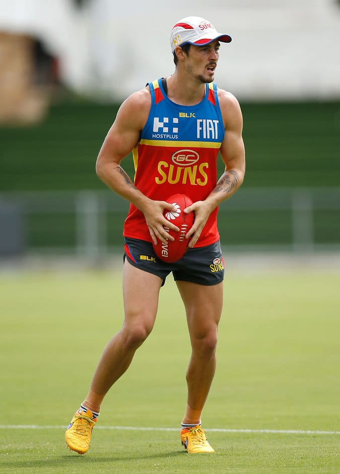 Alex Sexton has impressed the Gold Coast coaches in the 2016 pre-season - ${keywords}