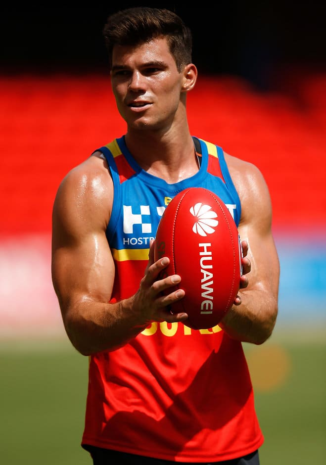 Jaeger O'Meara denies he's set to walk out on Gold Coast - ${keywords}