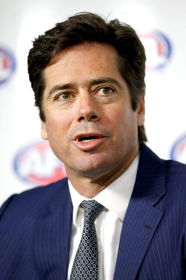 AFL CEO Gillon McLachlan - ${keywords}