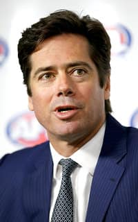 AFL 2016 Media - AFL CAS Decision Press Conference