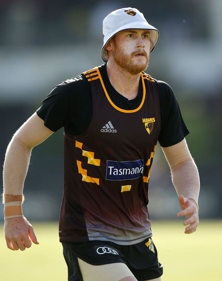 Jarryd Roughead will miss the first half of the season - ${keywords}