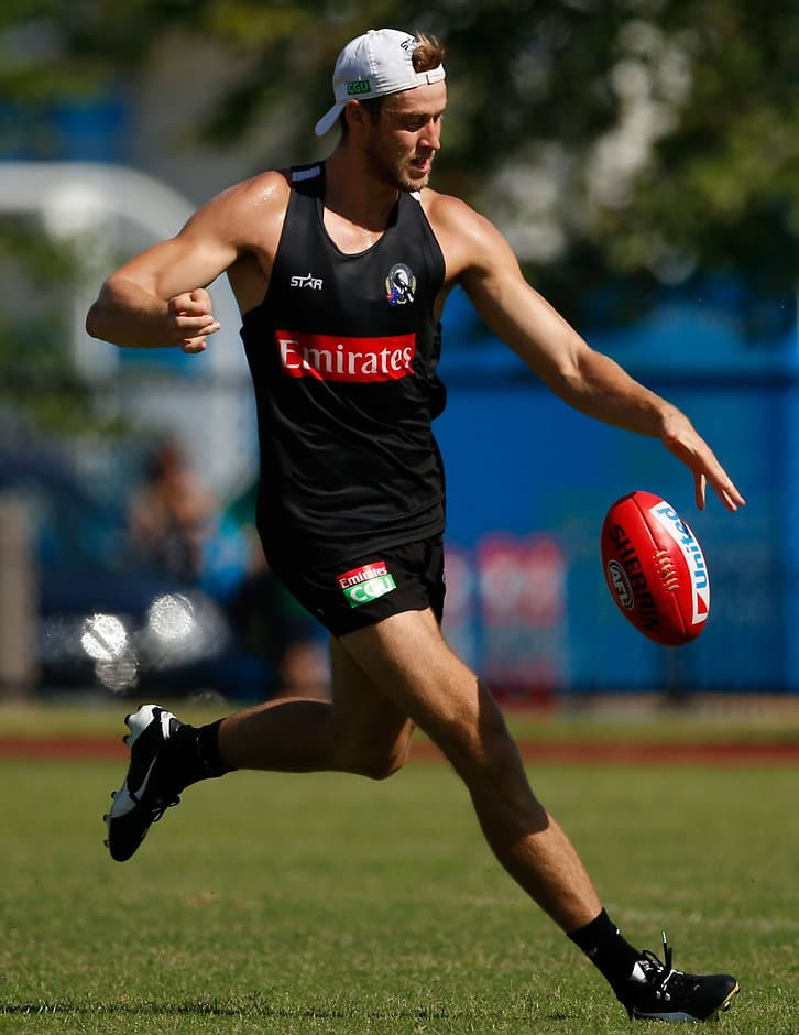 The inclusion of Ben Reid will only be a positive for the Pies - ${keywords}