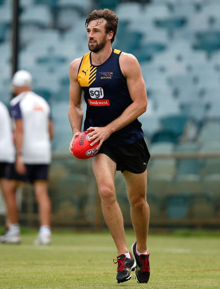 Eric Mackenzie will make his return from a knee reconstruction against Gold Coast - ${keywords}