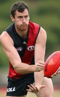 AFL 2016 Training - Essendon 220116
