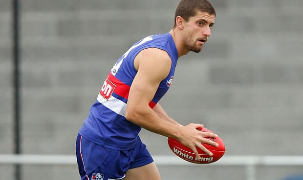 AFL 2016 Training - Western Bulldogs 220116