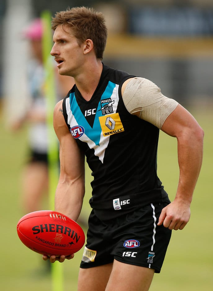 Hamish Hartlett is Port Adelaide's new vice-captain - ${keywords}