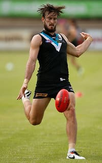 AFL 2016 Training - Port Adelaide 260116
