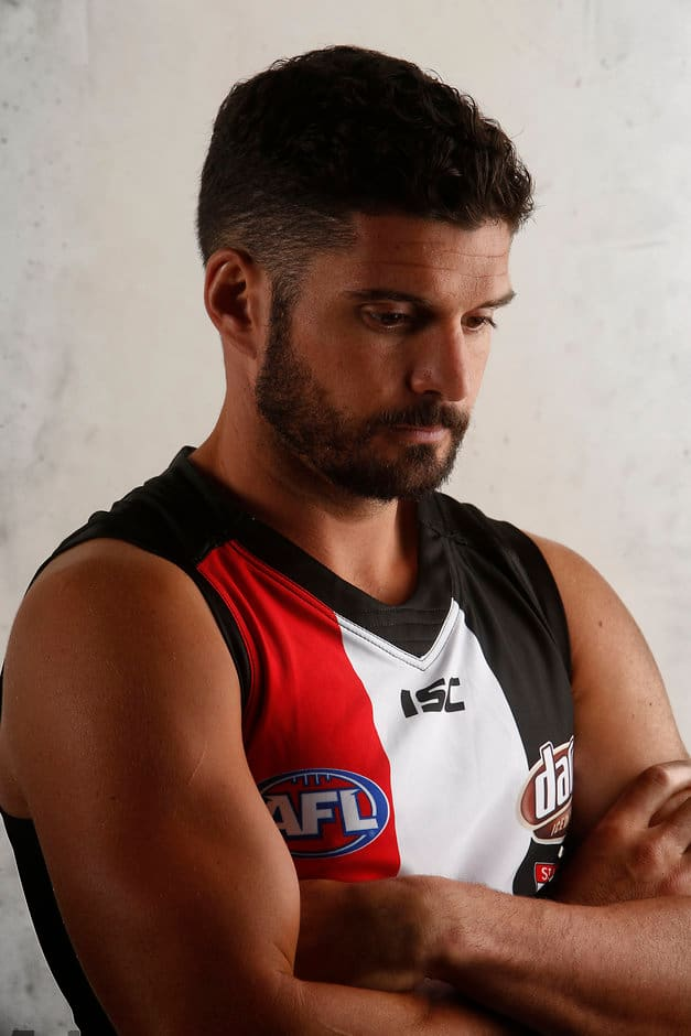 Veteran Saint Leigh Montagna has signed a one-year contract extension - ${keywords}