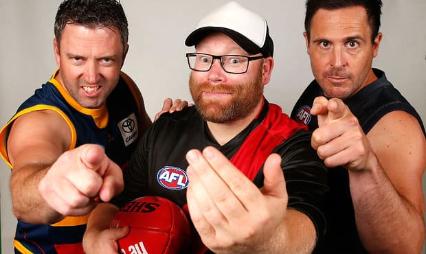 AFL 2016 Media - AFL Traders Shoot