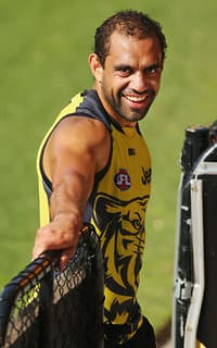 AFL 2016 Training - Richmond Intra-Club Match