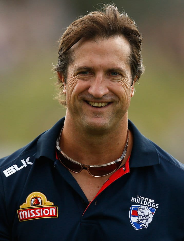 The coaching journey has been a happy one for Luke Beveridge so far - ${keywords}