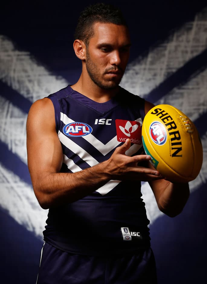 Ross Lyon says the Dockers will 'suck it and see' on Harley Bennell's game time against - ${keywords}