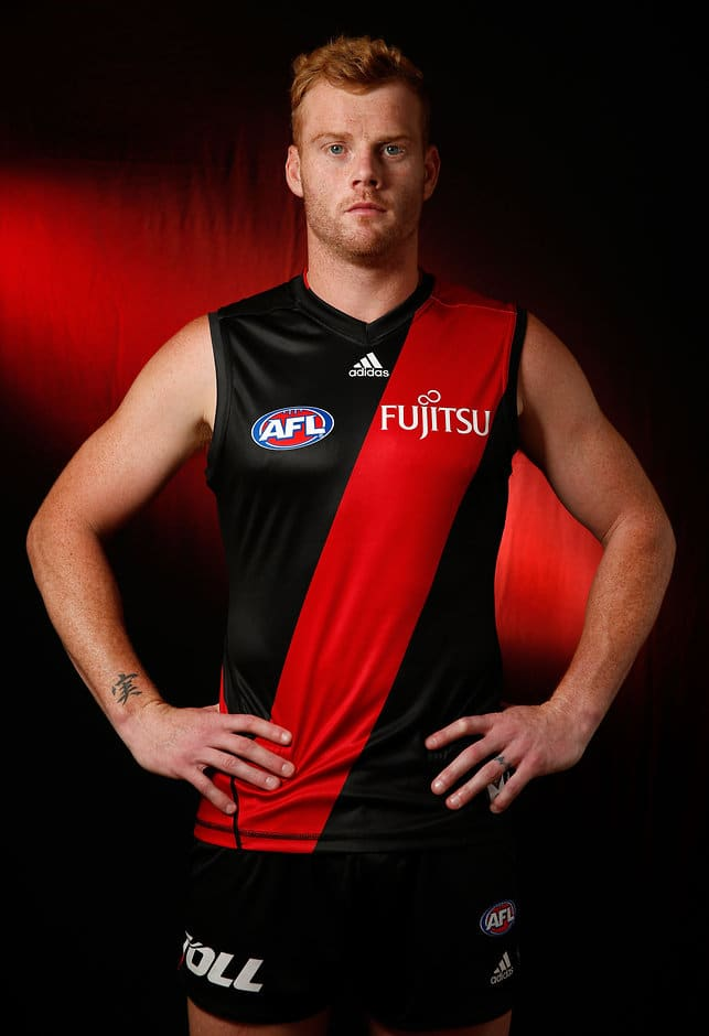 AFL 2016 Portraits - Essendon