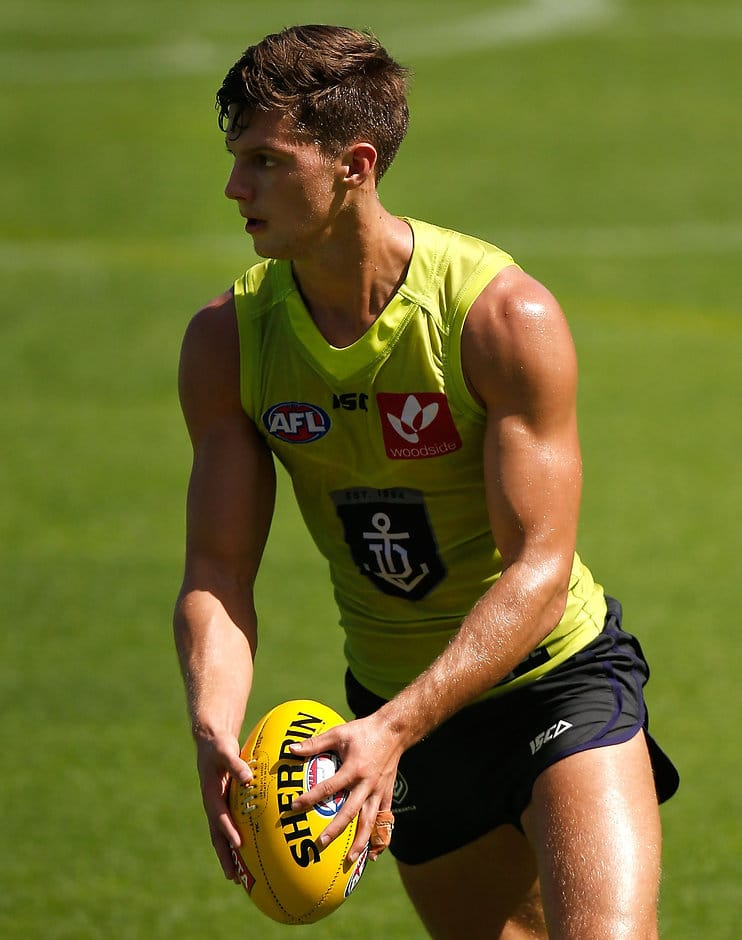Fremantle young gun Darcy Tucker - ${keywords}