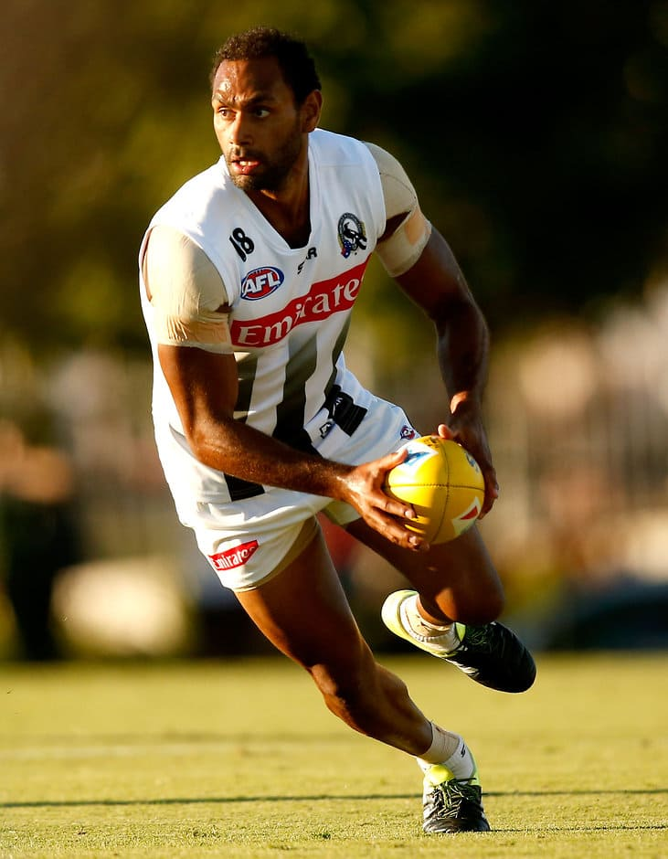 Varcoe's training injury is somewhat of a mystery to the Pies - ${keywords}