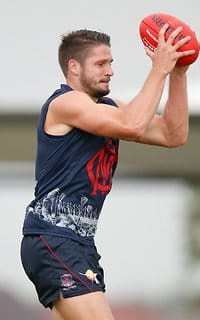 AFL 2016 Training - Melbourne Intra-Club Match